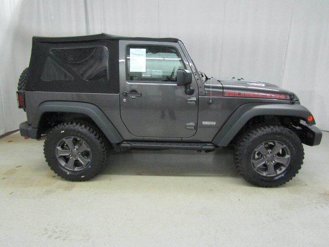 Certified Pre-Owned 2017 Jeep Wrangler Rubicon Recon