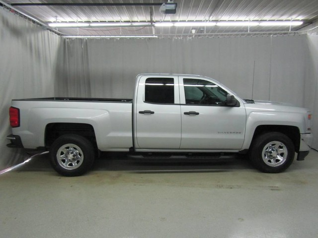 Pre Owned 2016 Chevrolet Silverado 1500 Work Truck